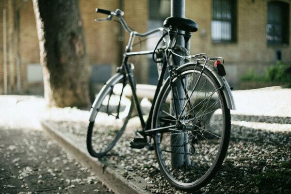 Bikeride to work