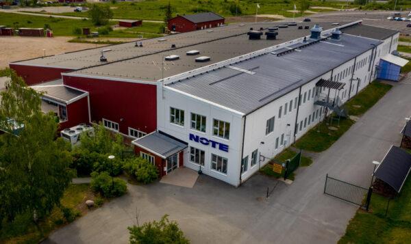 NOTE office Norrtälje